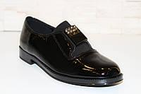 Туфли женские черные Т804, фото 1