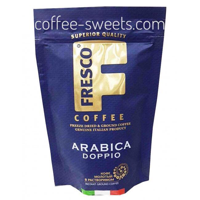 Кофе растворимый Fresco Arabica doppio 75g