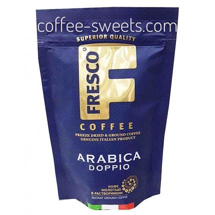 Кофе растворимый Fresco Arabica doppio 75g, фото 2