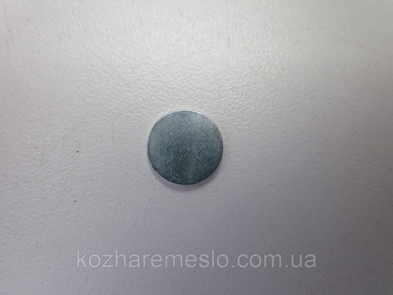 Кнопка - магніт потаємний неодимовий 10 х 2 мм