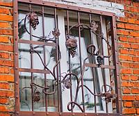 Решетки на окна №23