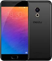 "Смартфон Meizu PRO 6S 4/64Gb Black, 12/5Мп, 10 ядер, 2sim, экран 5.2"" IPS, 3060mAh, GPS, 4G, Android 6, фото 1"