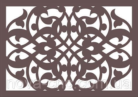 Декоративная решетка (вкладка)