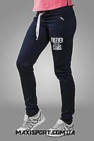 Брюки спортивные женские Freever (5902) т.синий