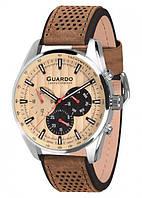 Часы Guardo  S01895 SEBr  кварц.