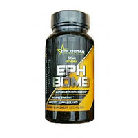 Gold Star	EPH Bomb (50mg Ephedra+DMAA), 60ct