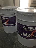 Огнезащитный состав (пропитка) для деревянных конструкций DEFENS WD-1