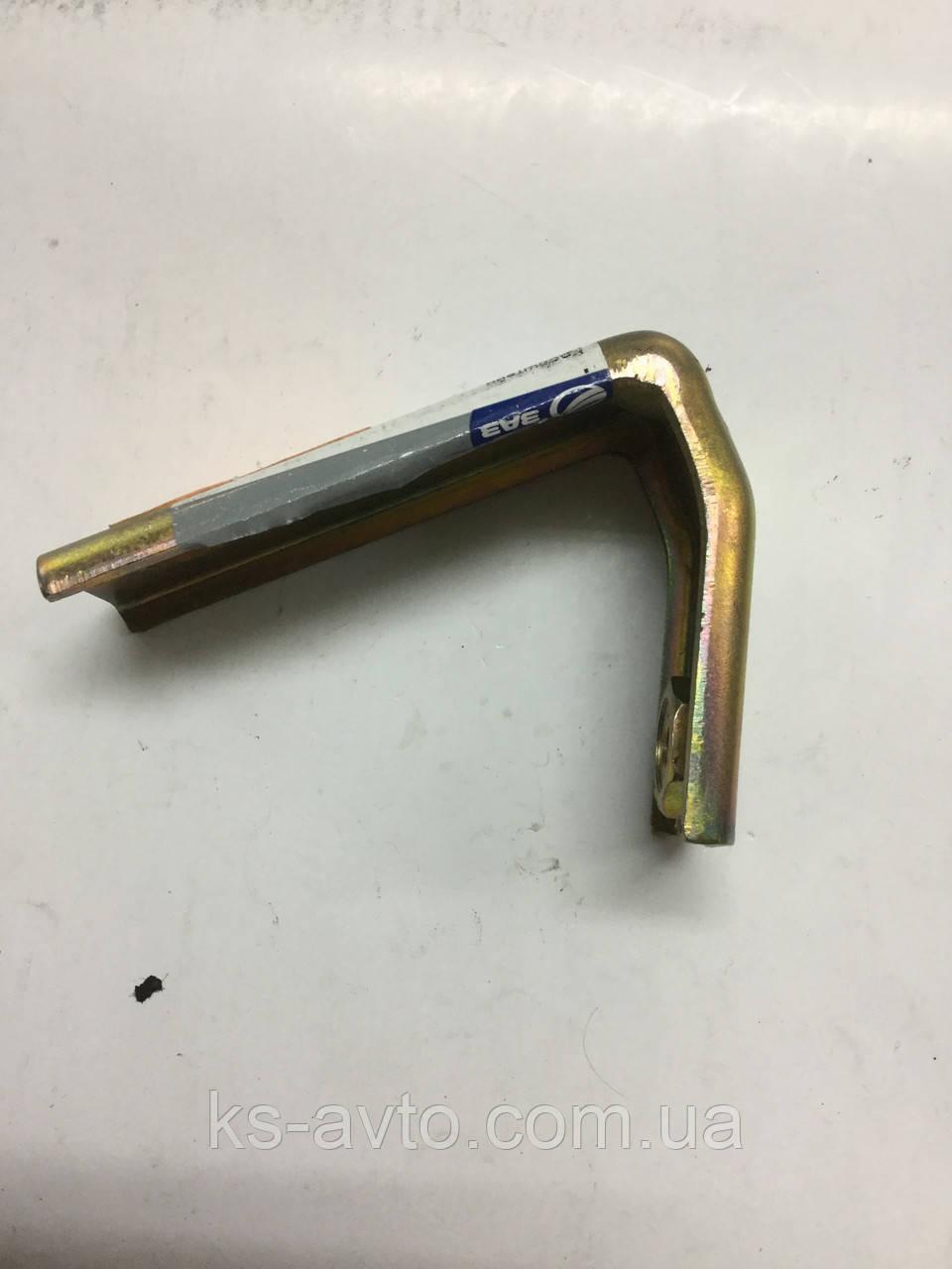 Кронштейн приемной трубы (штанов) Ланос 1.4 ЗАВОД