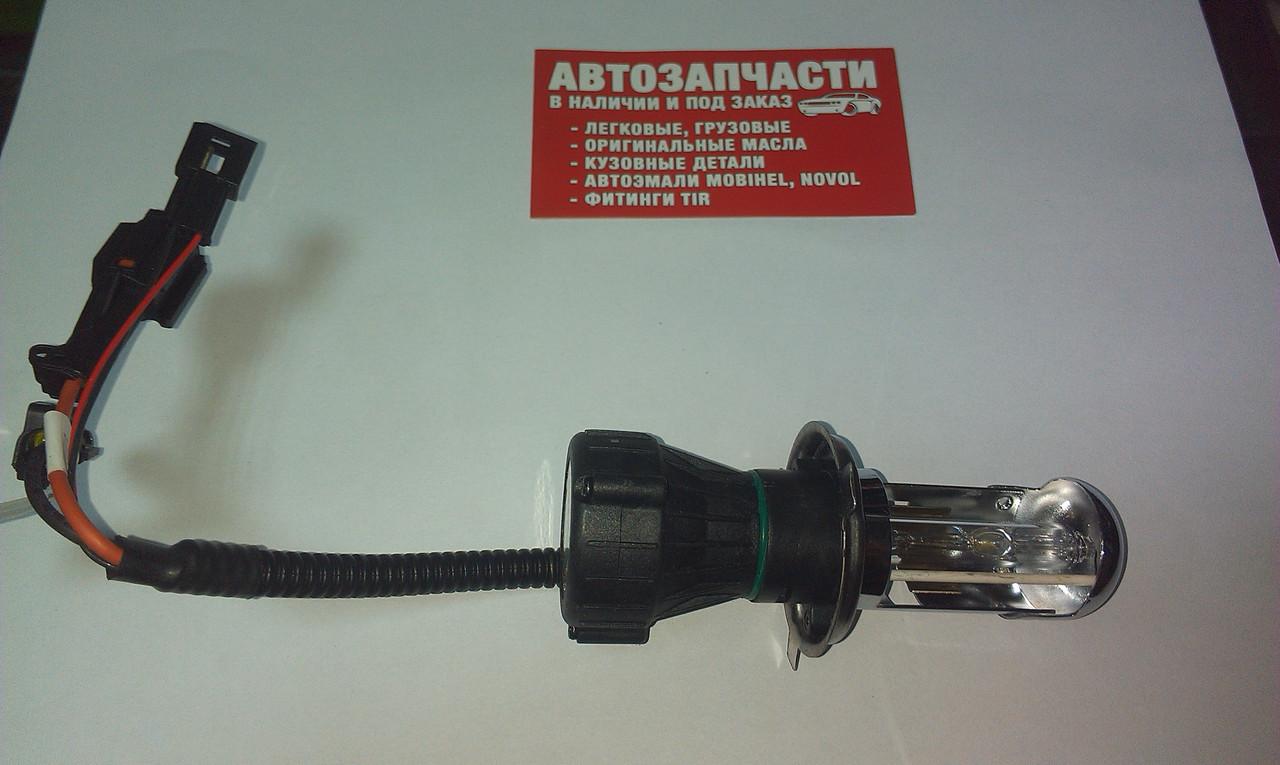 Лампа ксеноновая Квант Н4 12V 35W 6000k 1шт
