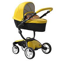 Детская коляска Mima Xari Yellow Limited Edition, фото 3