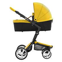 Детская коляска Mima Xari Yellow Limited Edition, фото 2