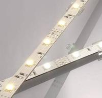 Линейка светодиодная 5630/72  Не герметичная на алюминиевой основе