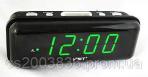 Настольные электронные LED часы VST 738
