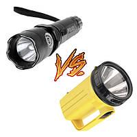 Что выбрать электрошокер или фонарь-электрошокер ?
