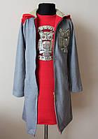 Платье костюм с кофтой/кардином на девочку,нарядный