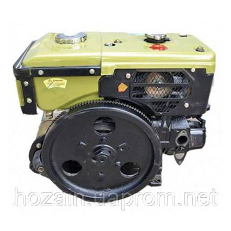 Двигатель Зубр SH195NDL с электростартером, фото 2