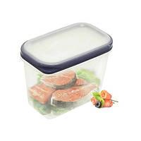 Емкость (судочек) для хранения пищевых продуктов с крышкой 1,5 л