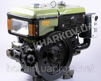 Двигун Зубр SH195NDL з електростартером