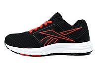Черные женские кроссовки для бега спорта REEBOK ZONE CUSHRUN WOMEN ( ОРИГИНАЛ ), фото 1