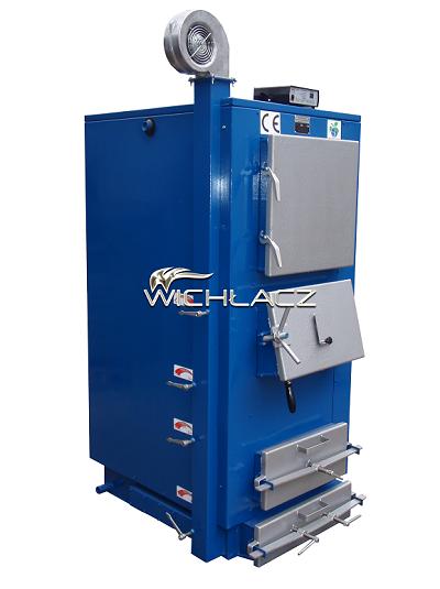 Котел-утилизатор твердотопливный Wichlacz GKW-1, 120 квт