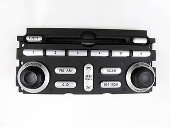 Блок управления магнитофоном Mitsubishi Galant (DJ) 03-12 (Мицубиси Галант)  8002A28422