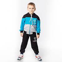 Новинки детских спортивных костюмов уже в каталоге! Покупаем модную детскую спортивную одежду оптом.