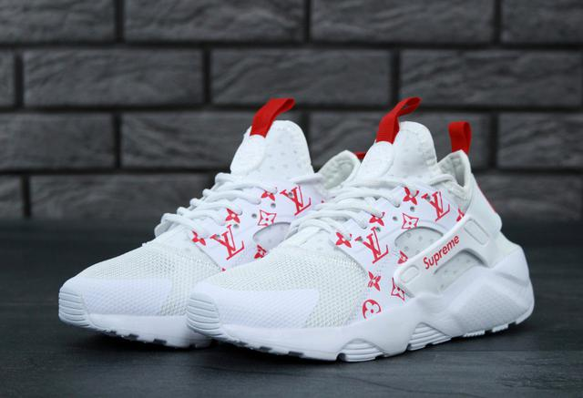 Nike Huarache Supreme Louis Vuitton