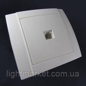 Розетка телефонная Аватар 1-я (внутренняя), фото 2