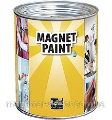Магнитная краска Magpaint 1 литр / 2 м.кв.