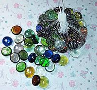 Декоративный стеклянный камень, Эмма