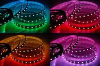 Светодиодная лента SVT 5050/60 RGB Герметичная