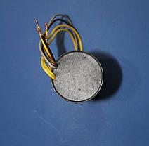 Конденсатор двойной СBB60 10+5 мкФ для стиральной машины Saturn, фото 3