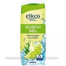 Гель для душа elkos Duschgel Zitronengras & Limette 0.300 мл