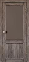Межкомнатные двери экошпон Модель CL-01 без штапика