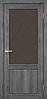 Межкомнатные двери экошпон Модель CL-01 без штапика, фото 5