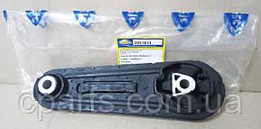 Задняя подушка двигателя (гитара) Renault Logan (Sasic 4001814)(высокое качество)