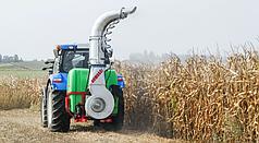 Опрыскиватель навесной Notos 1200 до 47 м. (для кукурузы) Krukowiak (Польша)