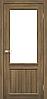 Межкомнатные двери экошпон Модель CL-02 со штапиком, фото 5