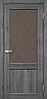 Межкомнатные двери экошпон Модель CL-02 со штапиком, фото 2