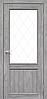 Межкомнатные двери экошпон Модель CL-02 со штапиком, фото 8