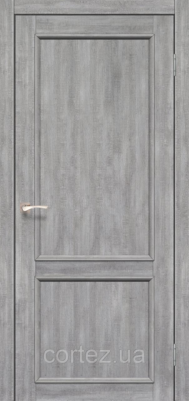 Межкомнатные двери экошпон Модель CL-03 со штапиком