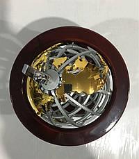Офисный аксессуар, глобус настольный, подарок мужчине, 15112, фото 3