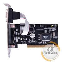Контроллер PCI - COM (EXT: 1xCOM) БУ