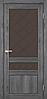 Межкомнатные двери экошпон Модель CL-04 без штапика, фото 6