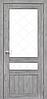 Межкомнатные двери экошпон Модель CL-04 без штапика, фото 7
