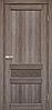 Межкомнатные двери экошпон Модель CL-06 без штапика, фото 4
