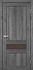 Межкомнатные двери экошпон Модель CL-06 без штапика, фото 5