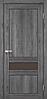 Межкомнатные двери экошпон Модель CL-06 без штапика, фото 6