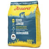 Корм Йозера Сенсі Юніор Josera Sensi Junior для цуценят з чутливим травленям качка і лосось  900 г