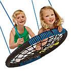 Качели детские подвесные «Овал» двойные KBT Бельгия качеля для детей, фото 4